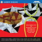 cover of 'Andrew Sparling' (NMC D092)
